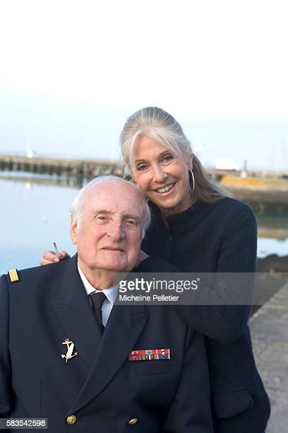 JeanFrançois Deniau member of the Acedemie Francaise and writer specialized in searelated topics with his partner Marie Dabadie