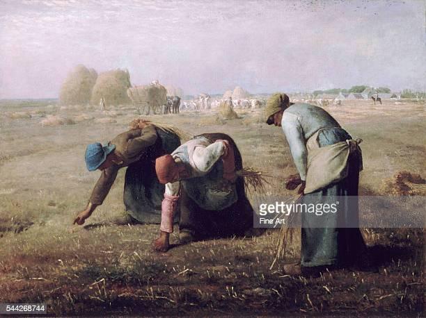 JeanFrançois Millet Des Glaneuses oil on canvas 83 x 110 cm Musée d'Orsay Paris