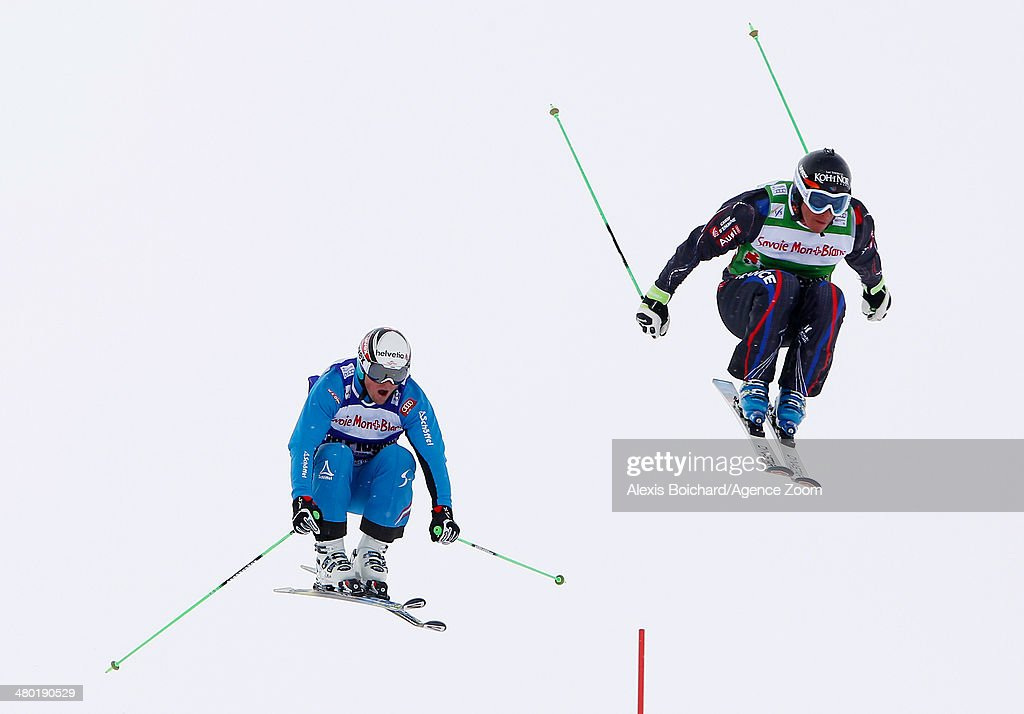 FIS Freestyle World Ski Championships 2014 - Men and Women's Ski Cross