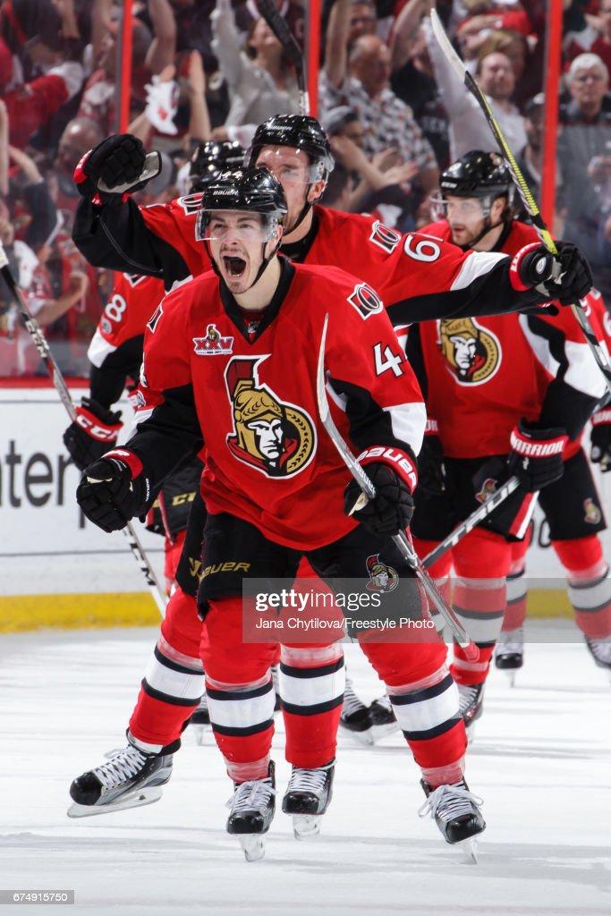 New York Rangers v Ottawa Senators - Game Two