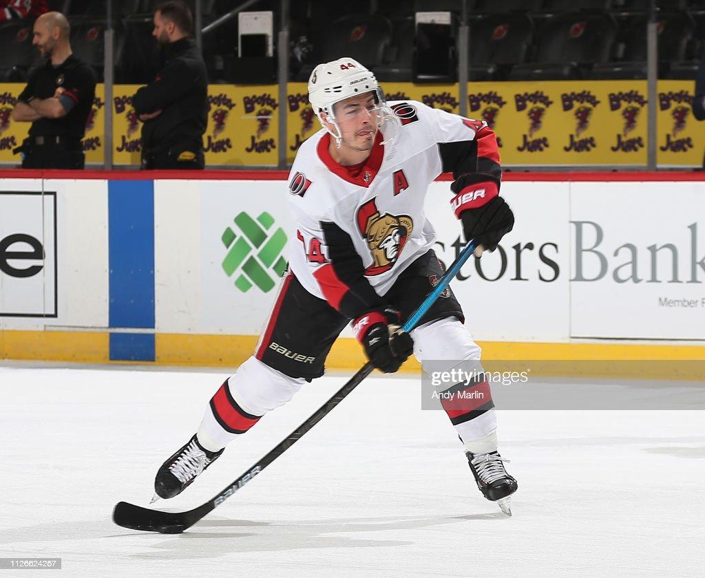 NJ: Ottawa Senators v New Jersey Devils