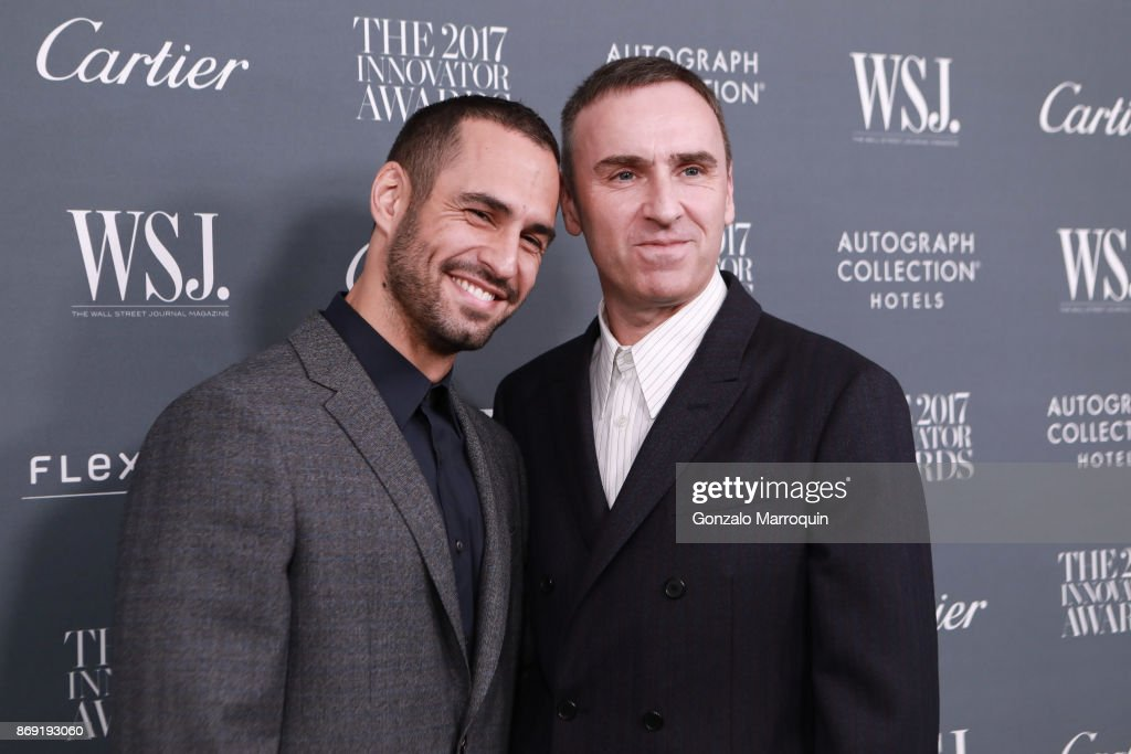 WSJ Magazine 2017 Innovator Awards - Arrivals : News Photo
