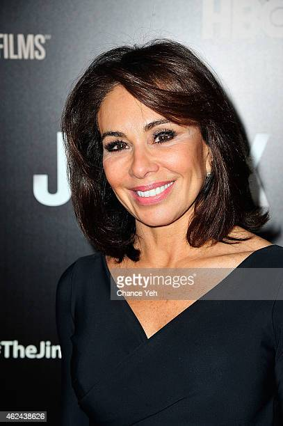 Jeanine Piro attends The Jinx New York Premiere at Time Warner Center on January 28 2015 in New York City