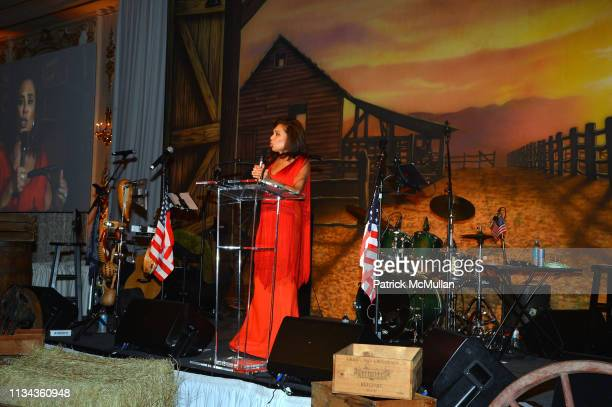 Jeanine Pirro attends Country Comes To Mar-a-Lago at Mar-a-Lago on February 23, 2019 in Palm Beach, FL.