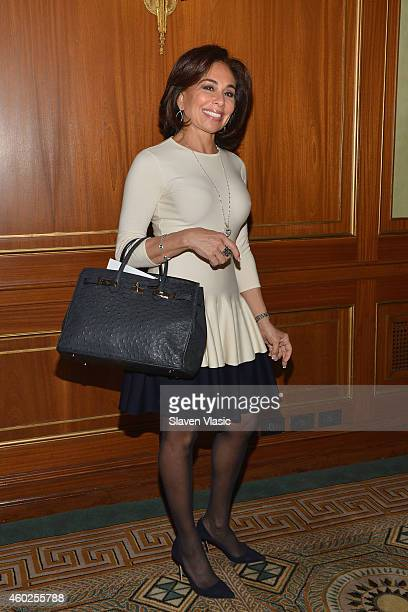 Jeanine Pirro attends Police Athletic League's 26th Annual Women Of The Year Luncheon at The Pierre Hotel on December 10, 2014 in New York City.