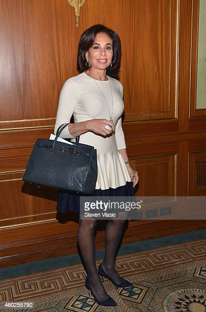 Jeanine Pirro attends Police Athletic League's 26th Annual Women Of The Year Luncheon at The Pierre Hotel on December 10 2014 in New York City