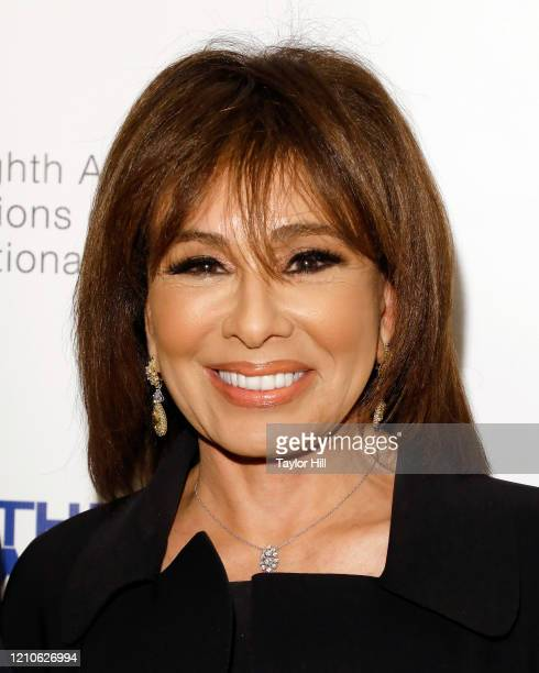 Jeanine Pirro attends the Champions of Jewish Values 2020 Gala at Carnegie Hall on March 03, 2020 in New York City.