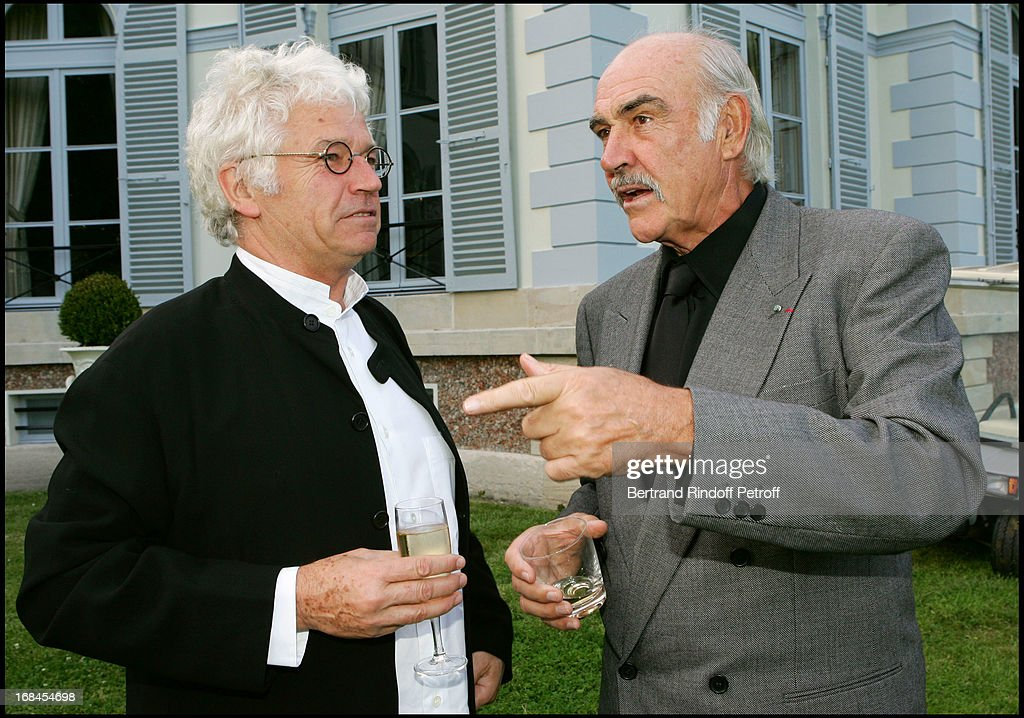 Sean connery and micheline roquebrune 30 year anniversary party at jean jacques annaud at sean connery and micheline roquebrune 30 year anniversary party at chateau altavistaventures Gallery