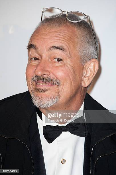 JeanJacques Beineix attends 'La Cite Du Cinema' Launch on September 21 2012 in SaintDenis France
