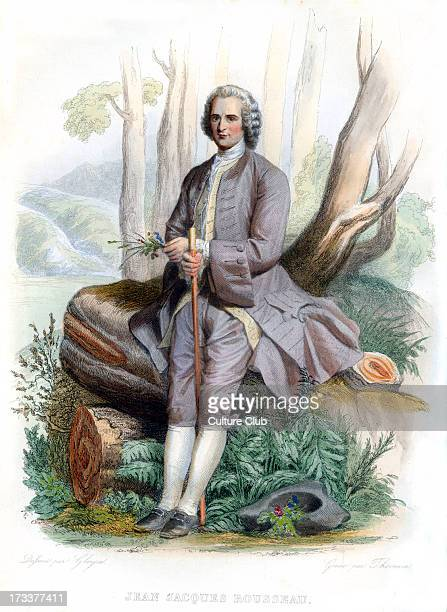 JeanJacques Rousseau Genevan philosopher and writer whose political philosophy greatly influenced the French Revolution the American Revolution and...