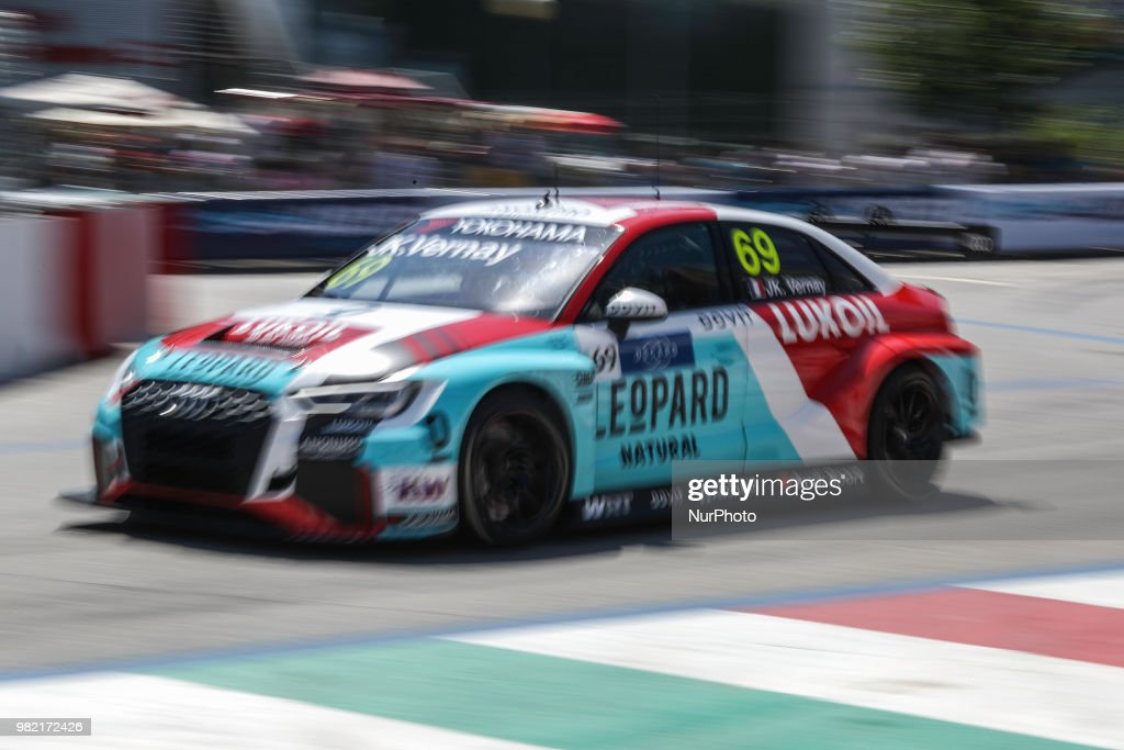 2018 FIA WTCR Race of Portugal - Day 1