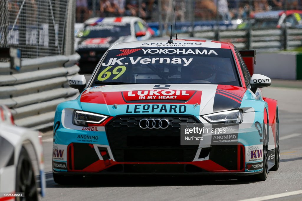 2018 FIA WTCR Race of Portugal - Race 2