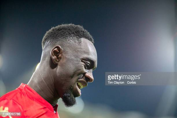 JeanKevin Augustin of Monaco reacts after shooting during the Toulouse FC V AS Monaco French Ligue 1 regular season match at the Stadium Municipal de...