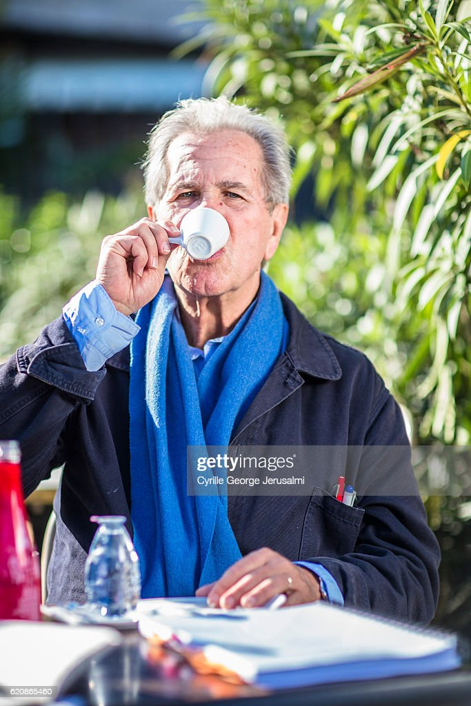 Jean-Louis Debré is photographed for Self Assignment on October 4, 2016 in Paris, France. (Photo by Cyrille George Jerusalmi/Contour by Getty Images