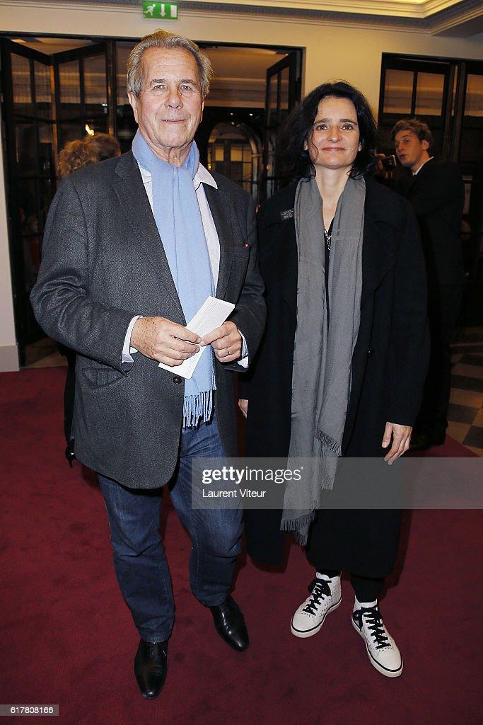 'L'Heureux Elu' Premiere At Theatre de La Madeleine