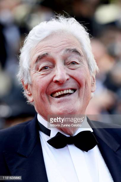 "Jean-Loup Dabadie attends the closing ceremony screening of ""The Specials"" during the 72nd annual Cannes Film Festival on May 25, 2019 in Cannes,..."