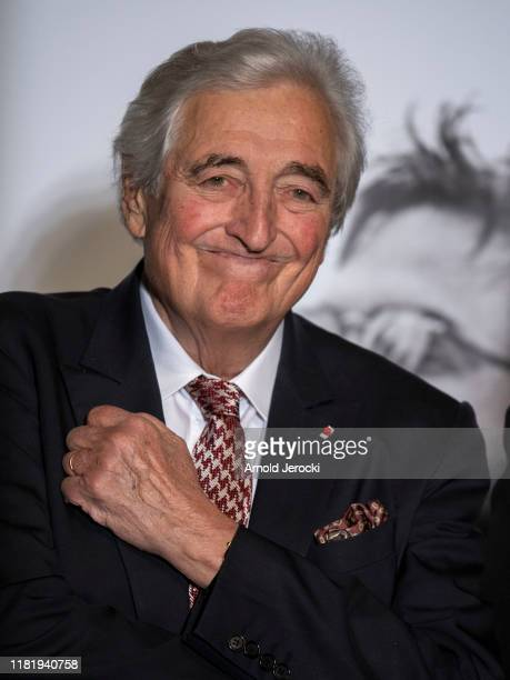 Jean-Loup Dabadie attends the tribute to Francis Ford Coppola during the 11th Film Festival Lumiere on October 18, 2019 in Lyon, France.