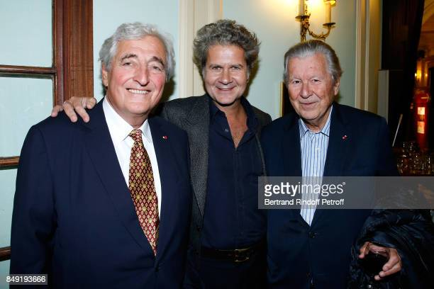 JeanLoup Dabadie autor of the piece Fabrice RogerLacan and his father CEO of Lazard Paris and Chairman Global Investment Banking of Lazard Group...