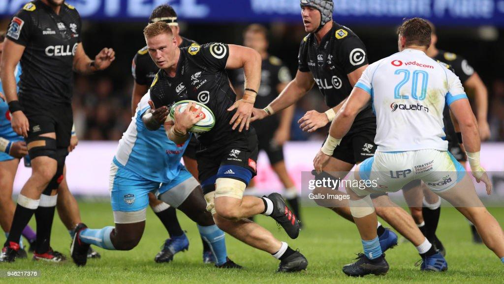 Super Rugby Rd 9 - Sharks v Bulls : News Photo