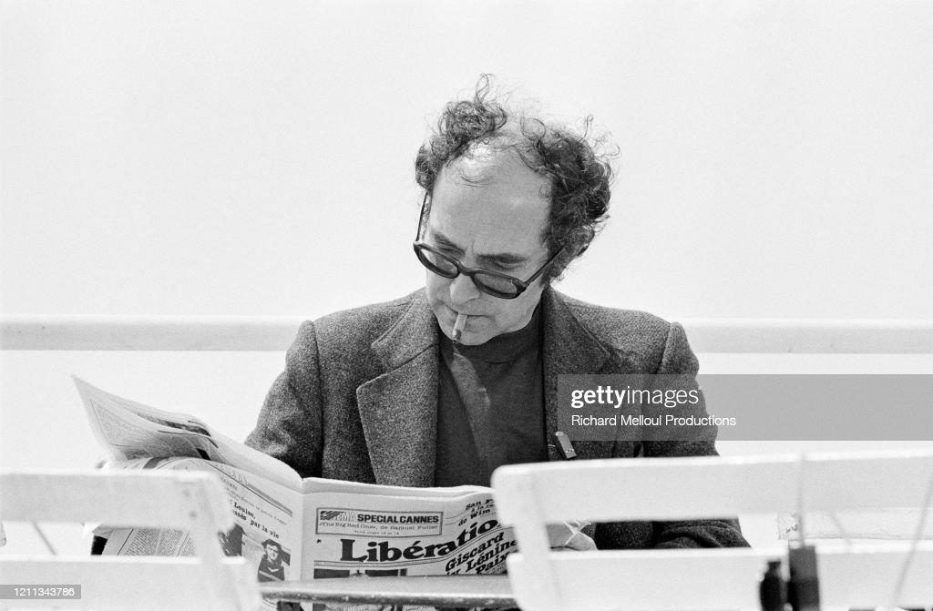 Jean-Luc Godard : Photo d'actualité
