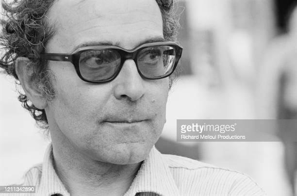 JeanLuc Godard à Cannes pour sa première participation au festival pour présenter son dernier film sauve qui peut
