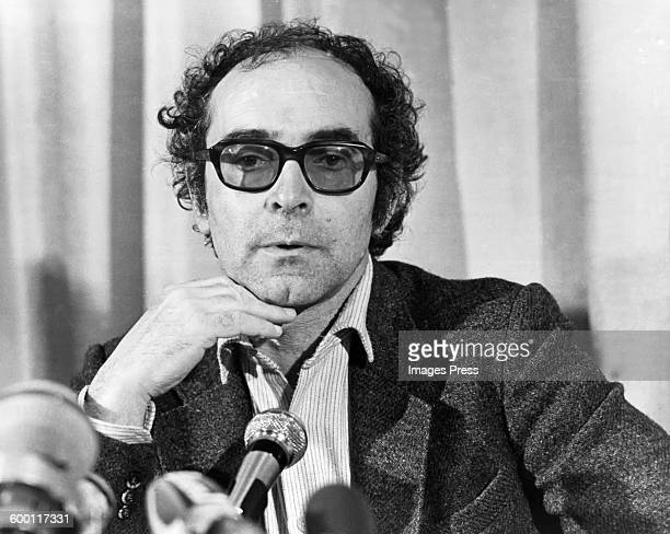 JeanLuc Godard circa 1980 in New York City