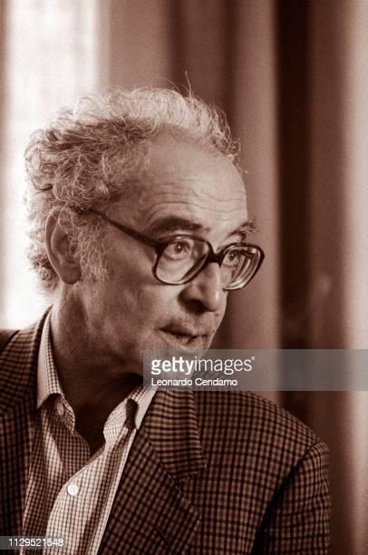 JeanLuc Godard TorinoTurin Italy August 1995