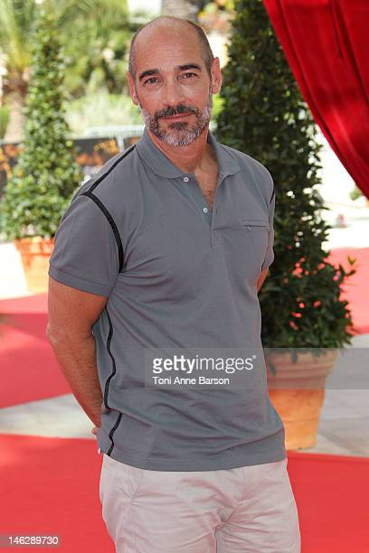 JeanMarc Barr attends 'Ringer' photocall during the 52nd Monte Carlo TV Festival on June 13 2012 in MonteCarlo Monaco