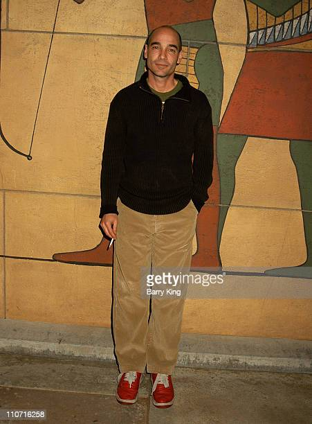 JeanMarc Barr during American Cinemateque Screening of Europa and Discussion with JeanMarc Barr at The Egyptian Theatre in Hollywood California...