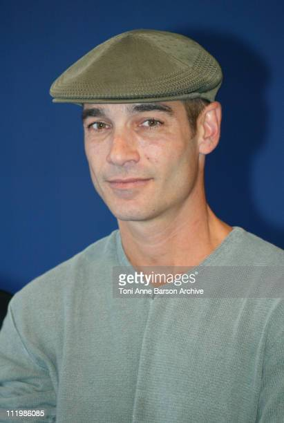 JeanMarc Barr during Deauville 2002 Jury Photocall at CID Deauville in Deauville France