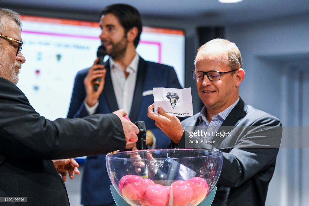 Presentation of the World Rugby Sevens Series 2019-2020 : Photo d'actualité