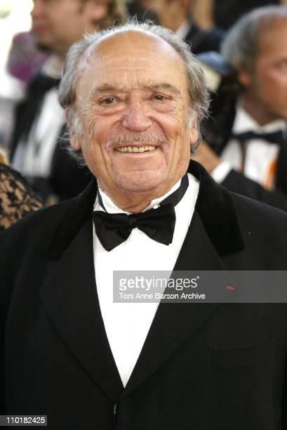 JeanMarc Thibault during 2003 Cannes Film Festival 'Tulse Luper Suitcases' Premiere at Palais des Festivals in Cannes France
