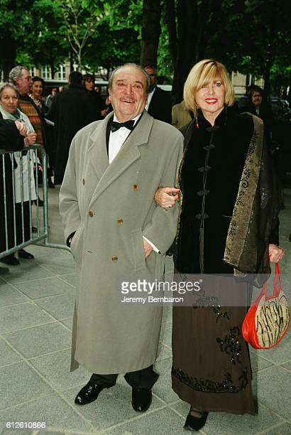 JeanMarc Thibault with his wife Sophie Agacinski