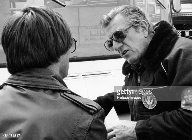 JeanMarie Balestre speaking to Bernie Ecclestone c1978c1991 Balestre was a founder member of the Federation Francaise du Sport Automobile in 1952 and...