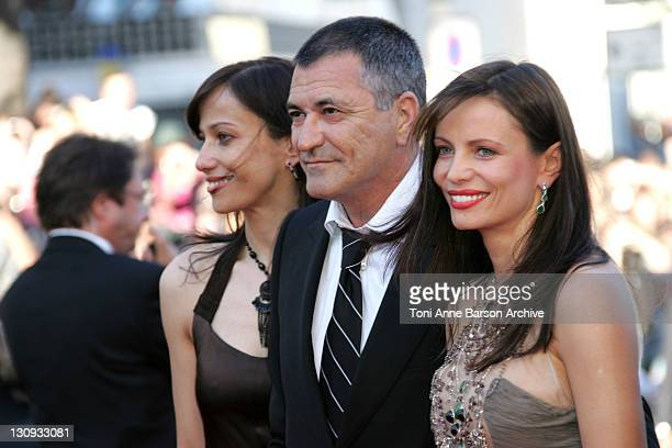 JeanMarie Bigard and guests during 2007 Cannes Film Festival 'Zodiac' Premiere at Palais de Festival in Cannes France