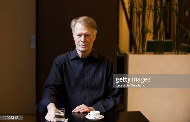 Jean-Marie-Gustave Le Clezio, Torino, Italy, 30th October 2018.