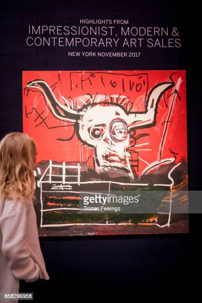 JeanMichel Basquiat's Cabra goes on view as part of Sotheby's Contemporary Impressionist New York TRAVEX highlights preview at Sotheby's on October 6...