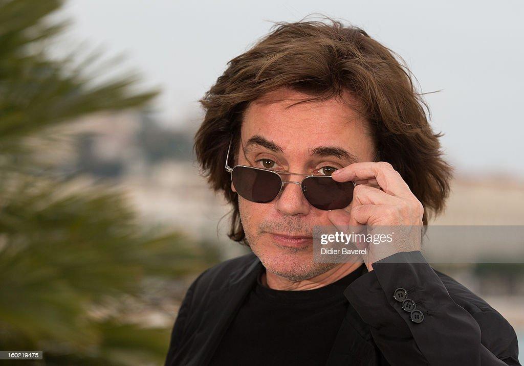 Jean-Michel Jarre Photocall - MIDEM 47th Edition : News Photo