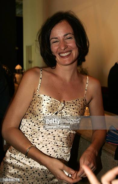 Jeanne Antebi during World Film Festival Unifrance Reception at SAT in Montreal Quebec Canada