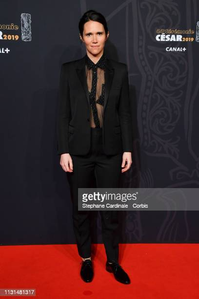 Jeanne Herry attend the Cesar Film Awards 2019 the Cesar Film Awards 2019 at Salle Pleyel on February 22 2019 in Paris France