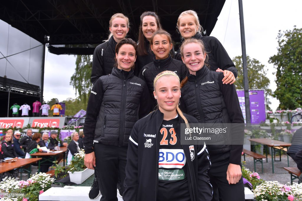 4th Ladies Tour of Norway 2018 - Team Presentation