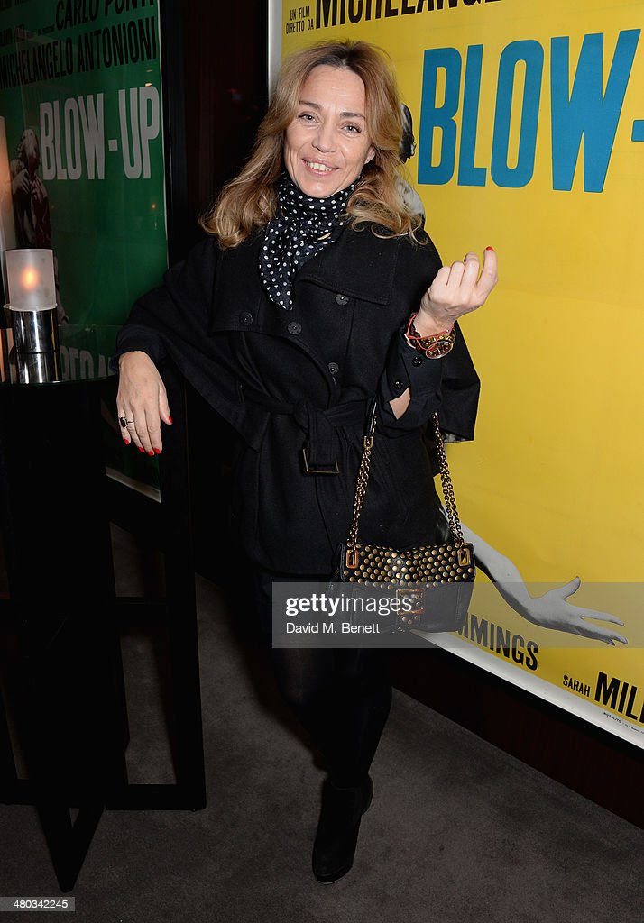 """Amanda Eliasch Hosts Private Screening Of """"The Gun, The Cake and The Butterfly"""" At The Bulgari Hotel"""