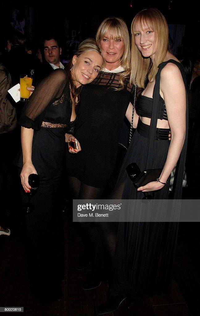 Dom Perignon & Claudia Schiffer - Launch Party : News Photo