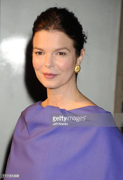 Jeanne Tripplehorn attends the Big Love third season premiere held at the Cinerama Dome on January 14 2009 in Los Angeles California