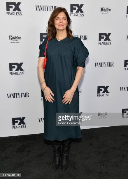 Jeanne Tripplehorn attends Vanity Fair and FX's annual Primetime Emmy Nominations Party on September 21 2019 in Century City California