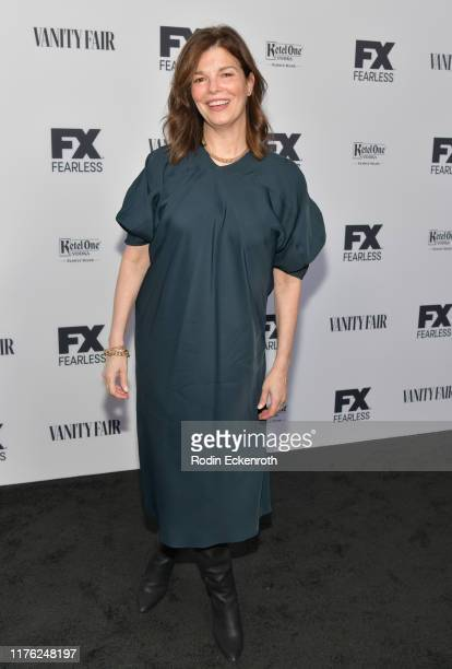 Jeanne Tripplehorn attends Vanity Fair and FX's annual Primetime Emmy Nominations Party on September 21, 2019 in Century City, California.