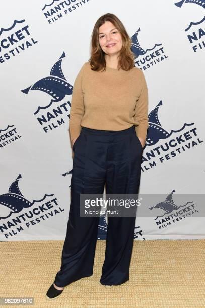 Jeanne Tripplehorn attends Women Behind the Words at the 2018 Nantucket Film Festival - Day 4 on June 23, 2018 in Nantucket, Massachusetts.