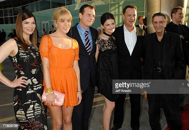 Jeanne Tripplehorn Chloe Sevigny Bill Paxton Ginnifer Goodwin Tom Hanks executive producer and Harry Dean Stanton