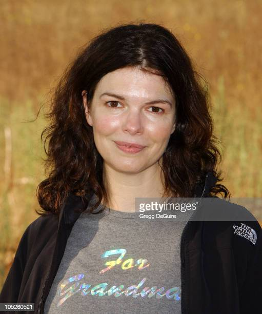 Jeanne Tripplehorn during 8th Annual Expedition Inspiration Take-A-Hike at Paramount Ranch in Agoura, California, United States.