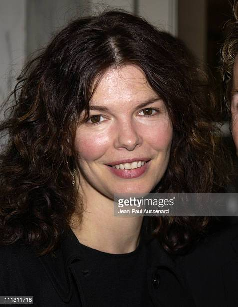 Jeanne Tripplehorn during AFI Fourth Annual Platinum Circle Award at Regent Beverly Wilshire Hotel in Beverly Hills California United States